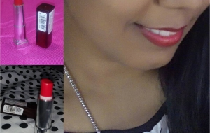 "Maybeline ColourSensational Lipstick ""Fatal Red"" – Review and Swatches"
