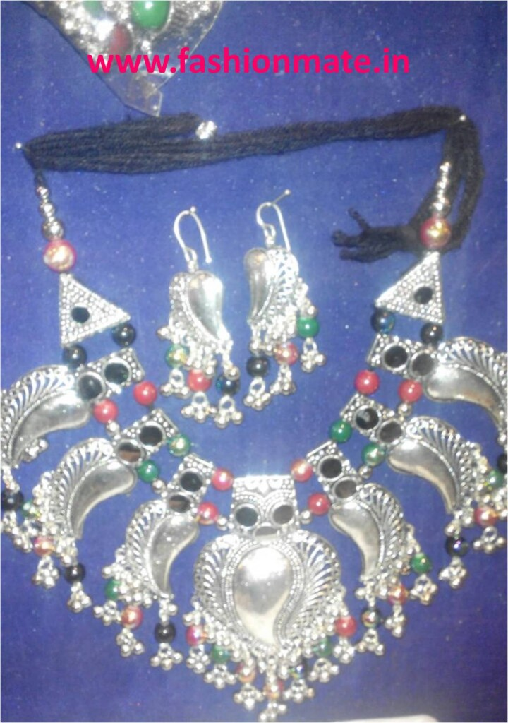 Jewelry trends navratri garba fashion 2014