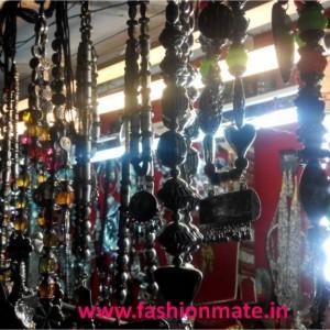 Navratri Jewelry Trends - Bling & Glitter for winter festive 2014