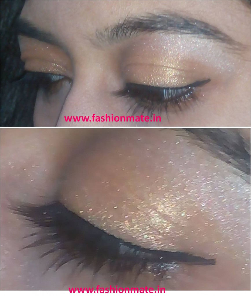 Diwali festive eye-makeup tutuorial - makeup tips 2014