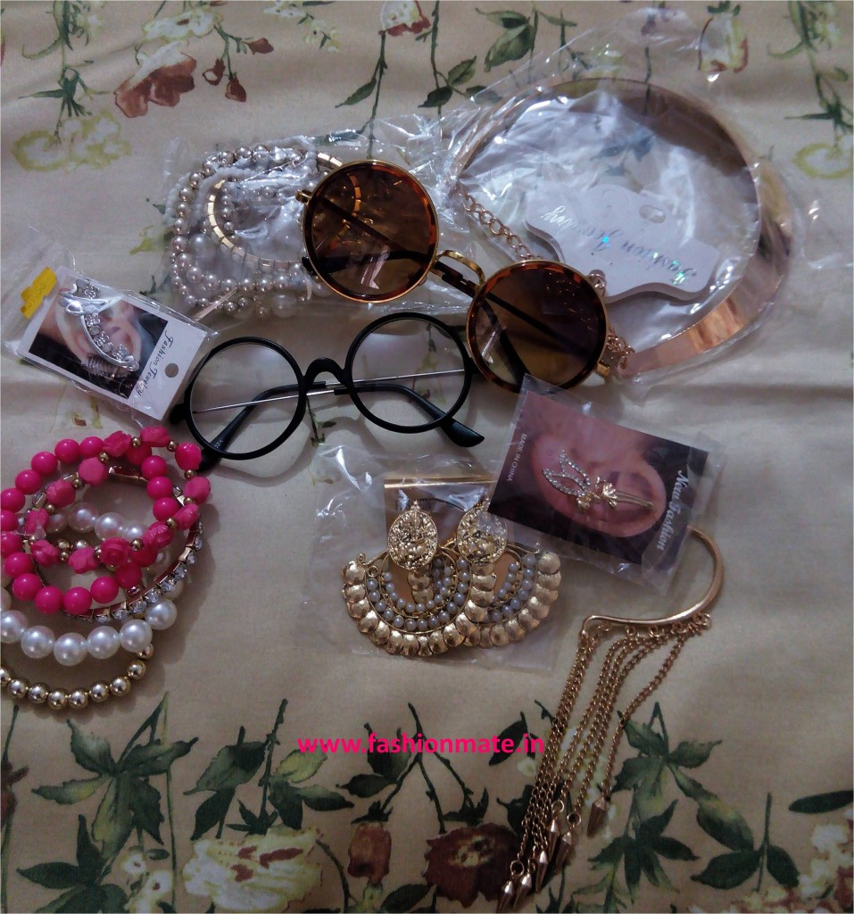 Fashionmate Jewelery haul budget shopping tips mumbai colaba