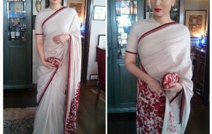 Hot or Not? Kareena Kapoor the raw beauty in Sabyasachi!