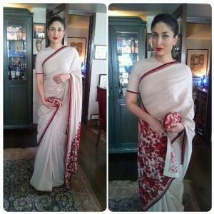 Hot or Not? Kareena Kapoor the raw beauty in Sabyasachi!