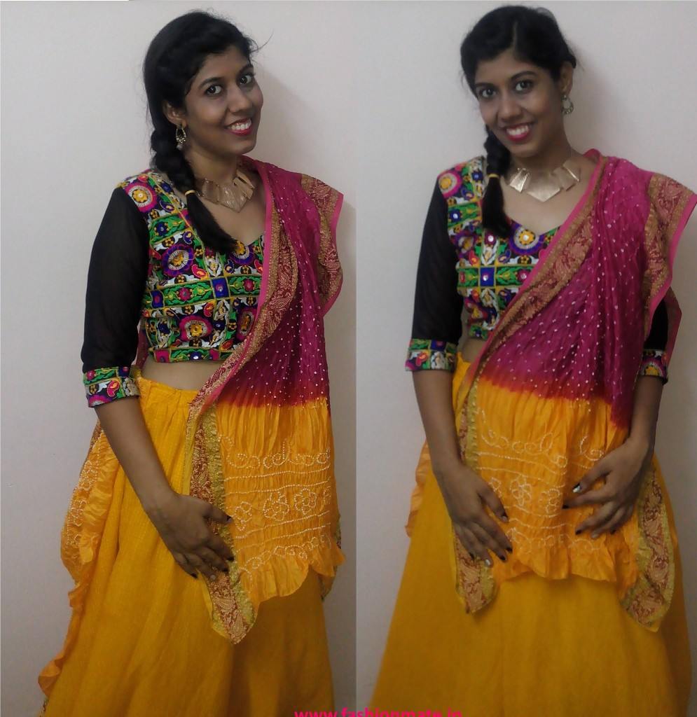 ootd Navratri fashion trends style ghagras 2014
