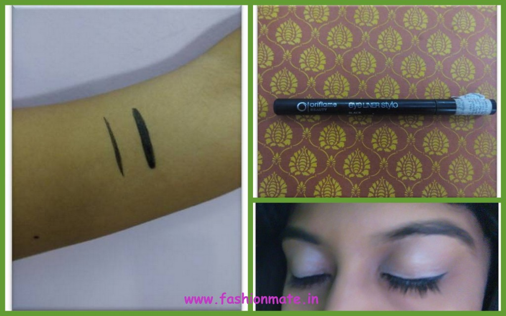 oriflame stylo liner online review and swatches fashion beauty blogger