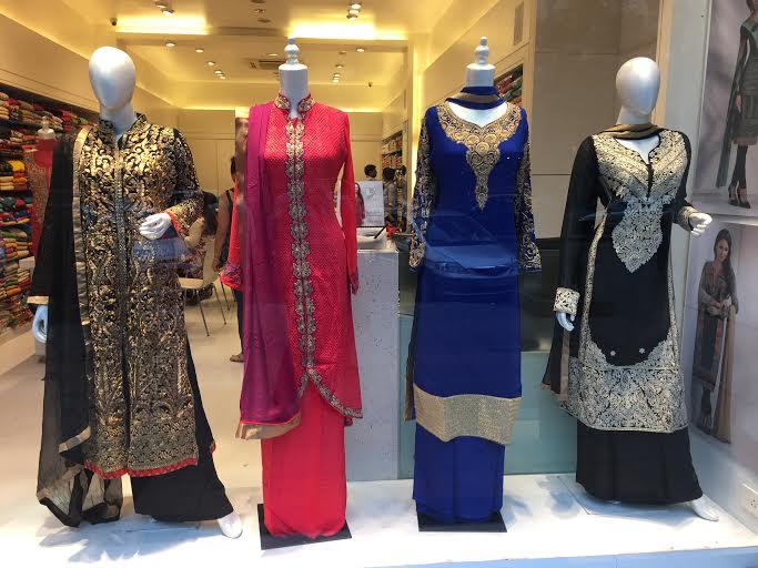 ethnic fashion for diwali festival 2014