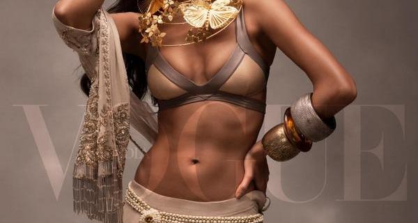Spotted: Kareena Kapoor wearing Mrinalini Chandra Shakuntala Bracelet