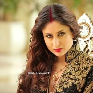 Hot or Not: Kareena Kapoor in Abu Sandeep for Bazaar Bride November Issue