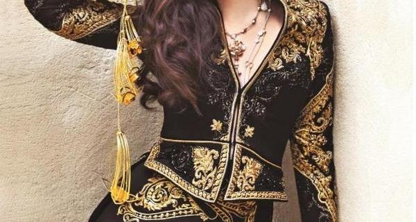 Kareena Kapoor in Tarun Tahiliani & Neeta Lulla- Gaurav Gupta on Harper's Bazaar