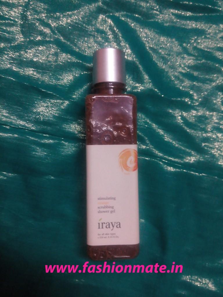 Iraya Body Scrub Review Fashionmate beauty blogger