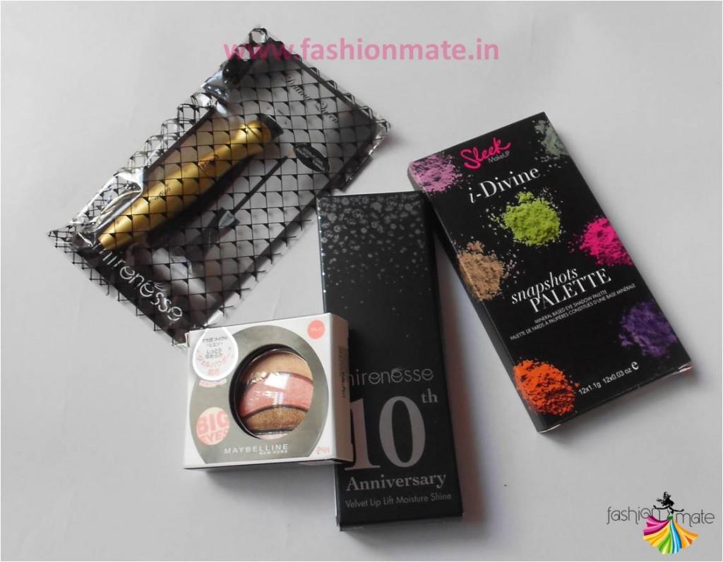 Luxola Beauty haul - Fashionmate reviews luxola beauty product brand