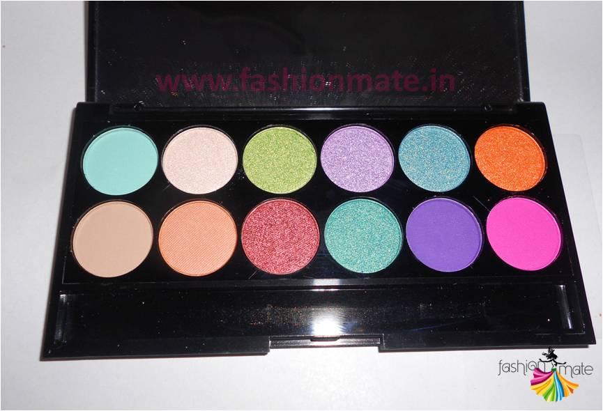 Sleep makeup eyeshawdow palette shipping in India online