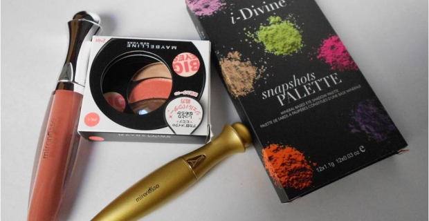 Top International Make-up Brands available now in India – Luxola Site review & make-up haul