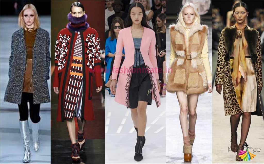 Vintage jackets coats fall winter fashion trends 2014