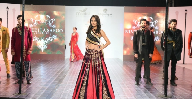 Designers & Bollywood Celebrities glam up!-Pune Fashion Week 2014 Day 2 Highlights