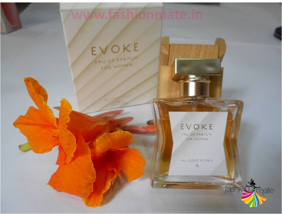 Indian Beauty Blog - All Good Scents Evoke EDP Perfume Reviews