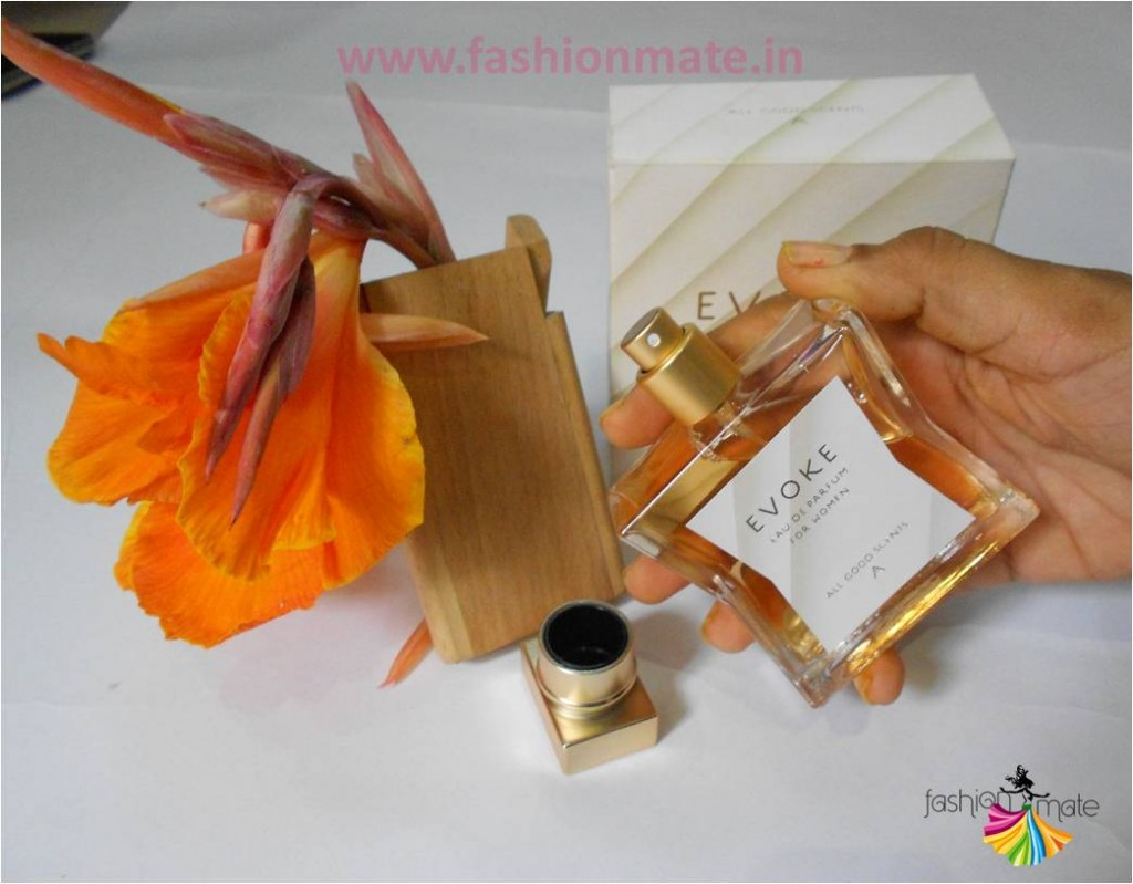 Indian Beauty Blog- All Good Scents Perfume Evoke Reviews