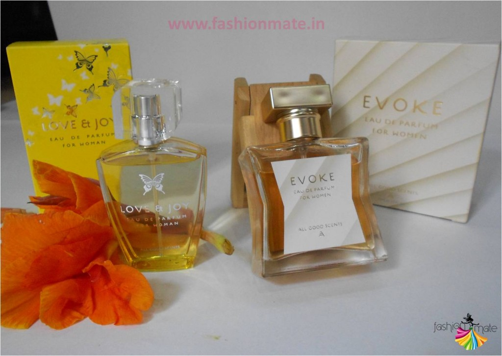 Indian Fashion & Beauty Blog - All good scents perfume EDP Review