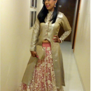 Wedding Season ! Design It Yourself a trendy Wedding Lehenga! DIY Outfit
