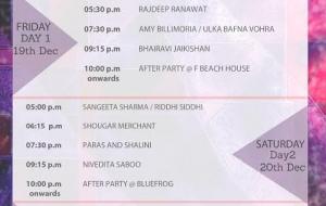 Pune Fashion Week 2014 goes Bolder & Better! Schedule & Tidbits