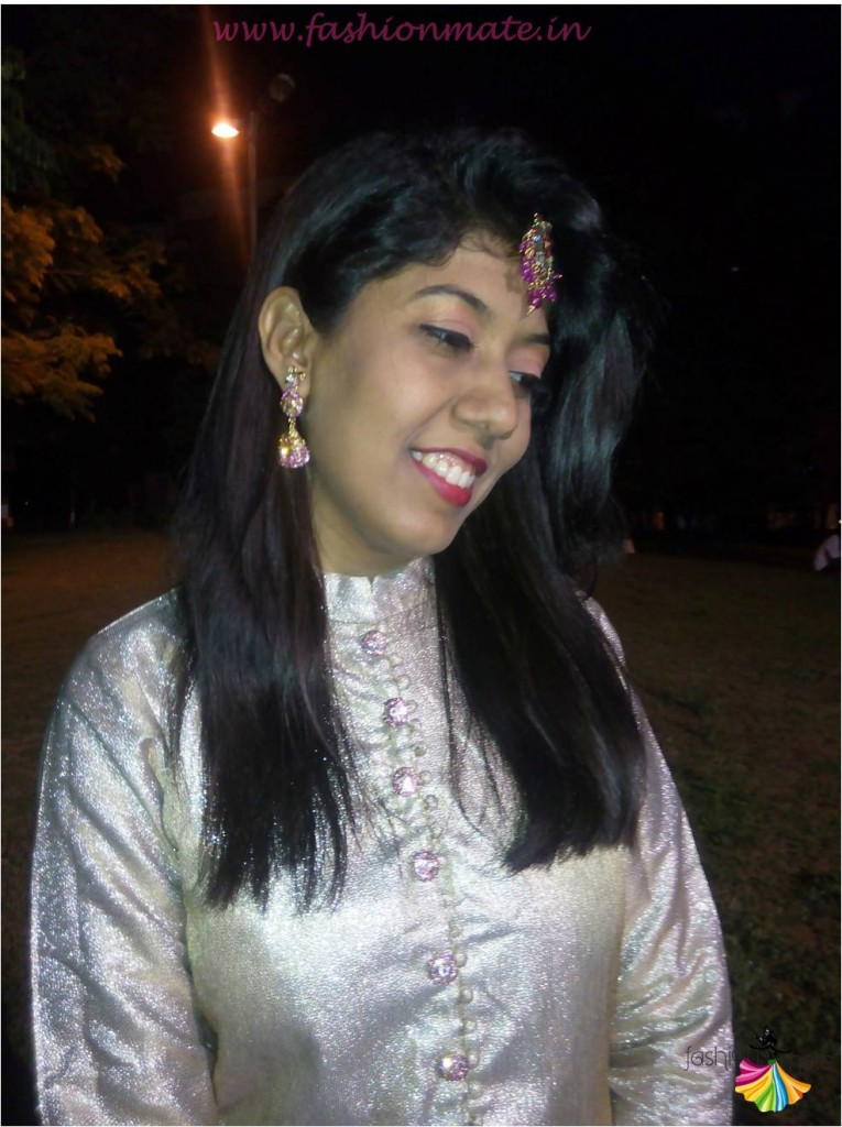 Bridal accesories trends 2015- statement Maang Tikka