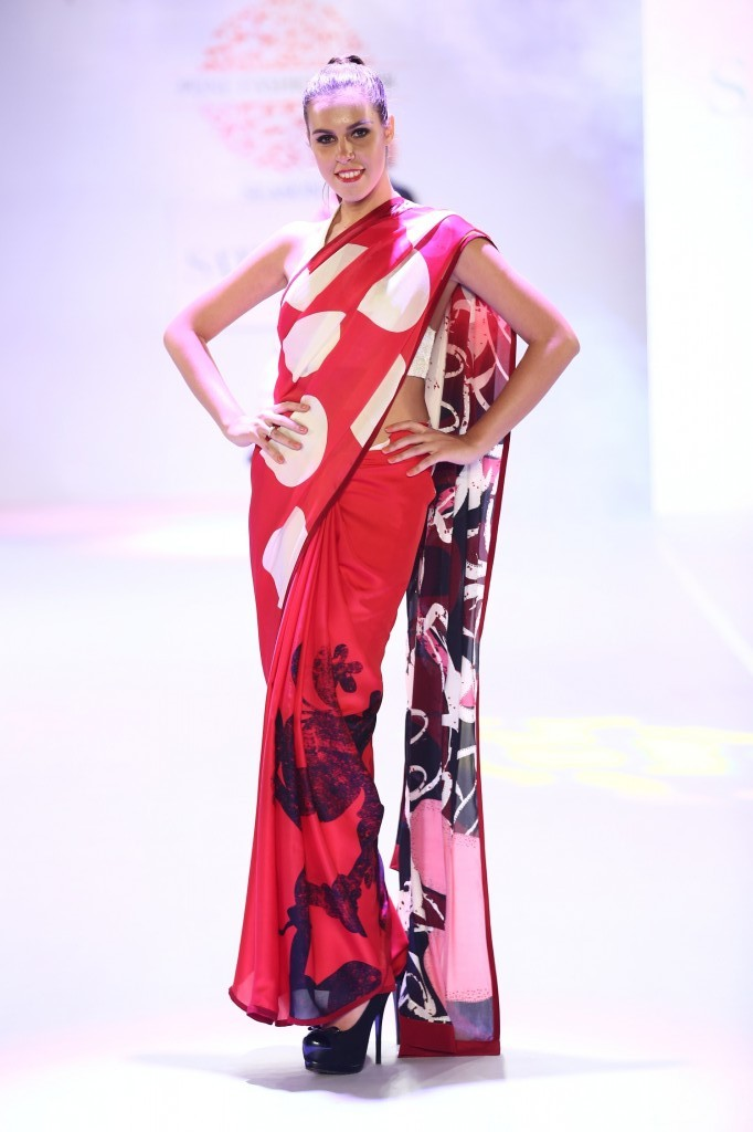 Satya Paul Collection at Pune Fashion Week