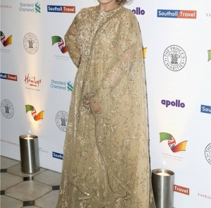 Rani Mukherjee in Sabyasachi at Princes Charles Foundation fundraising – Yaay or Naay ?