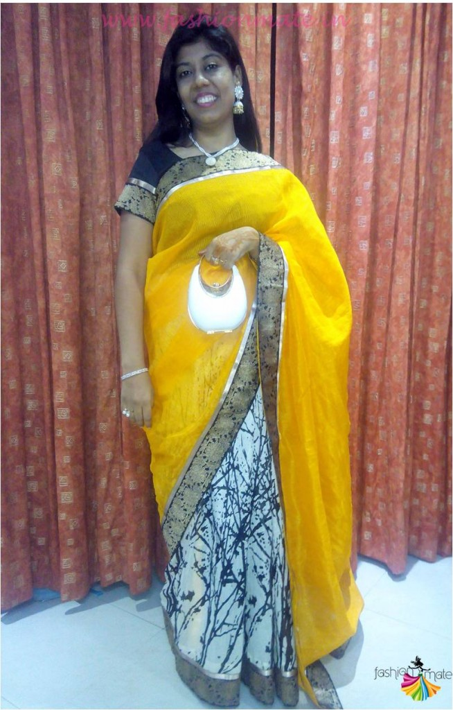 Different ways to style up your traditional saree 2015