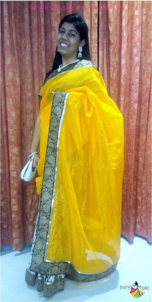Fashion Trends 2015 - Traditional Bhagalpuri Silk Sarees India