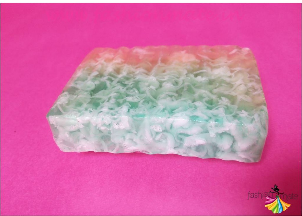 Indian fashion & beauty blog - Tropical forest puriso soap review
