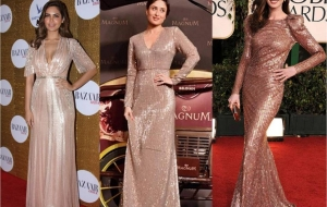 Kareena Kapoor, Esha Gupta or Anne Hathaway- Who wore it better?