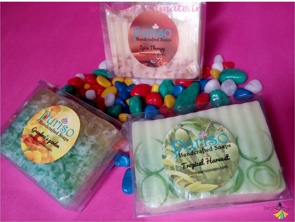Puriso soaps review and experience at fashionmate blog