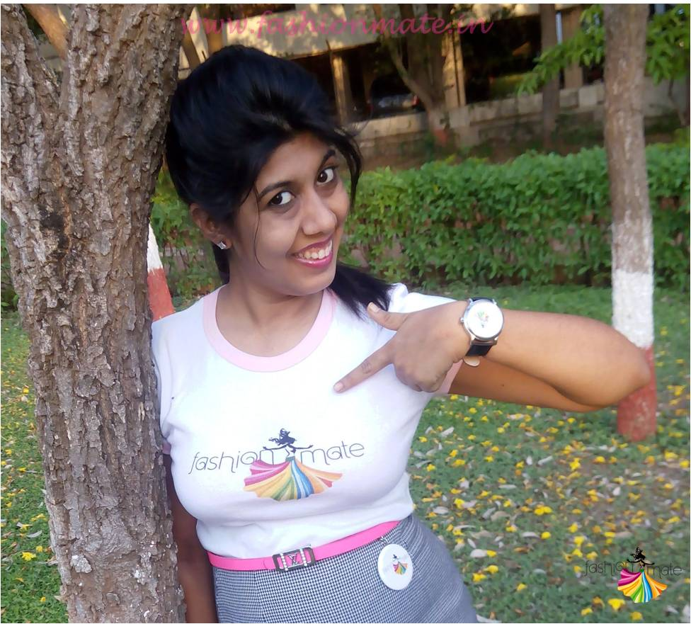Custom made tshirt and watch from zazzle.com online fasihon articles