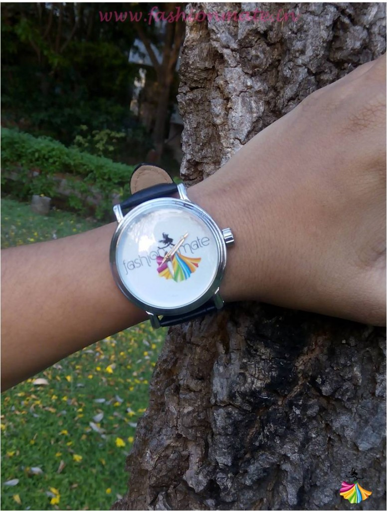 Custom made watch and fashion articles from images online
