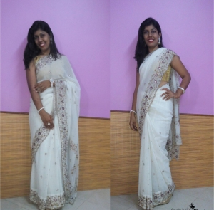 An elegant Affair- Different draping styles & types of a Saree