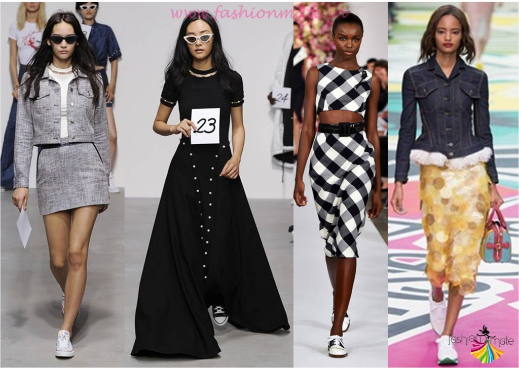 Sneakers Top fashion trend 2015 - Fashion Trend report SS 2015
