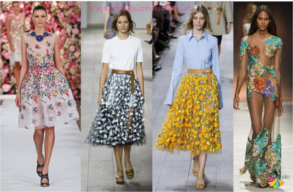 Runway Inspired Top Spring Summer Fashion Trends 2015