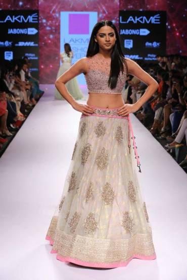 Anushree Reddy Collection lakme fashion week 2015