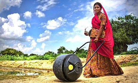 Working Woman in Rural India - Women Empowerment and Leadership in India