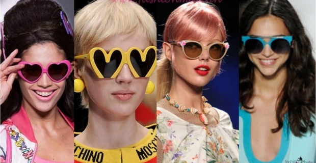 Summer Fashion Trend – Sexy Sunglasses this season