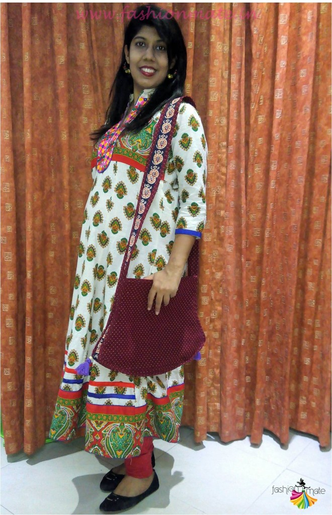 How to style your Indian attire in Bohemian fashion