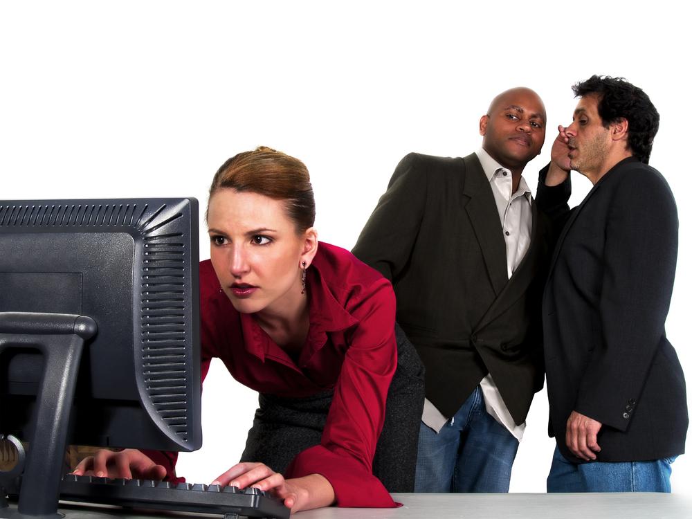 Sexual harrasment at work - Women in leadership
