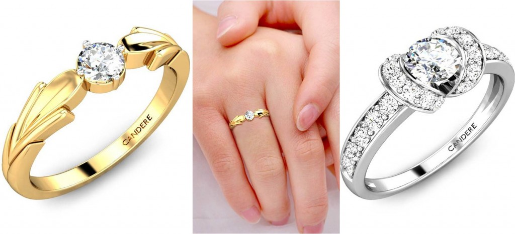 Solitaire Diamond Ring for Proposal- Statement Design
