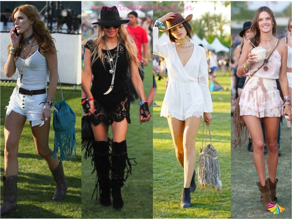 Top Spring Summer fashion trends 2015 Must have's Fringe Accessories