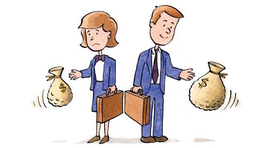 gender inequality at work - Women in leadership