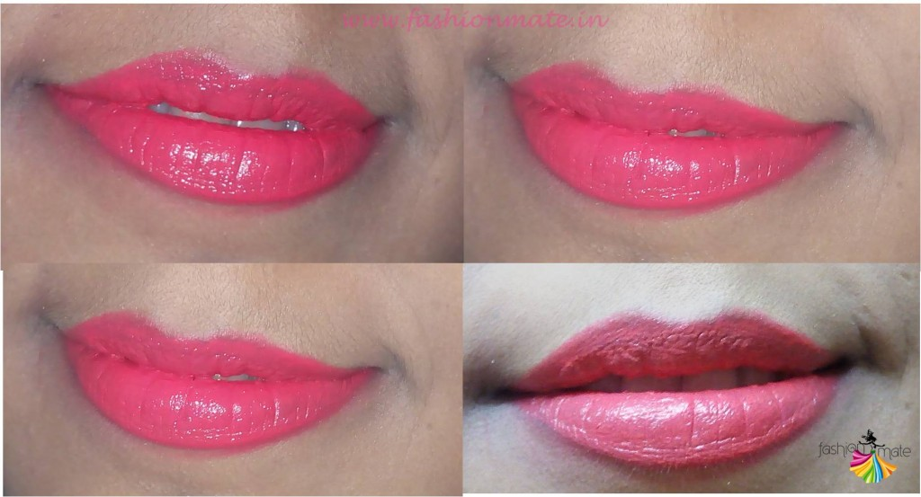 Colorbar deep blush lip creame review -fotd beauty blogger