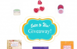 Mothers Day Giveaway – 3 Fuschia Beauty Hampers