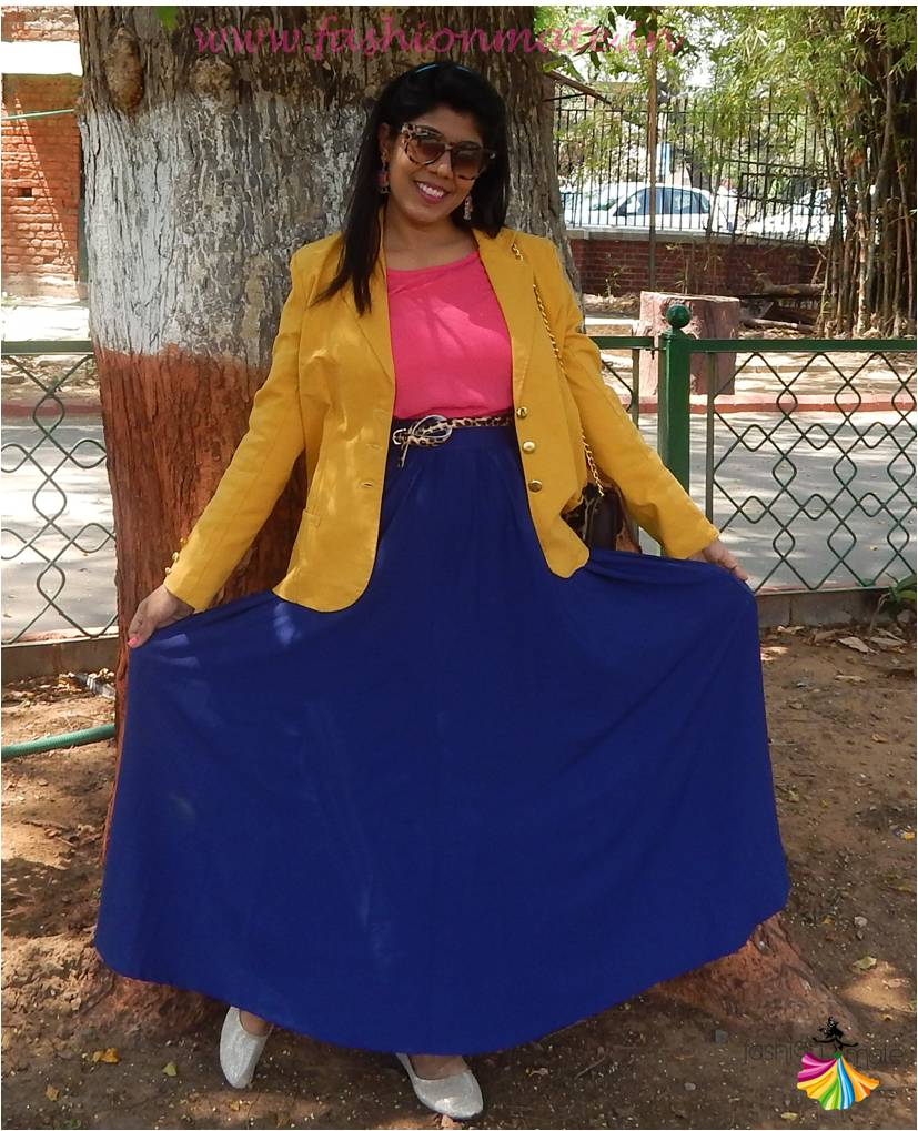 How to style your skirts this summer 2015- plus size fashion