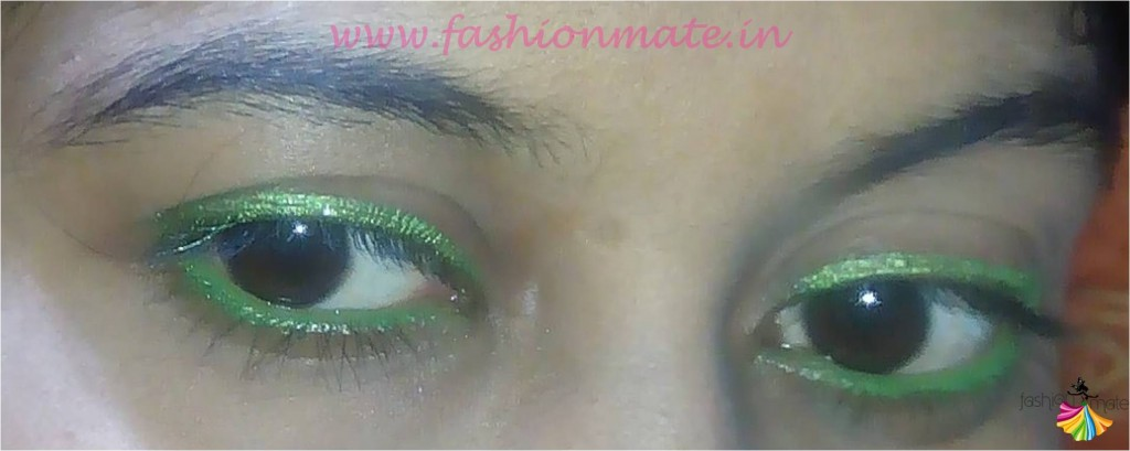 Soultree moss velvet green kajal swatches and review beauty tips