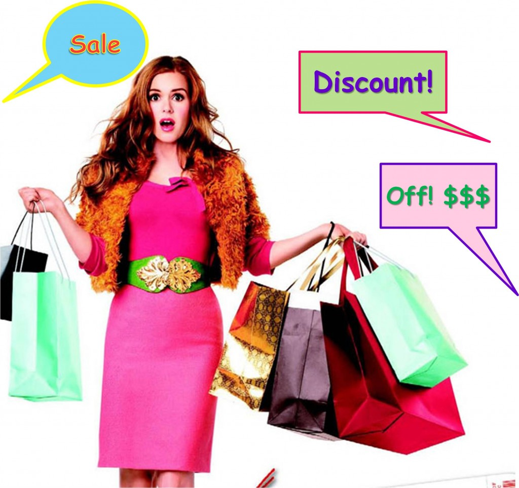 Tips for Discount shopping for cheap clothes in bargain